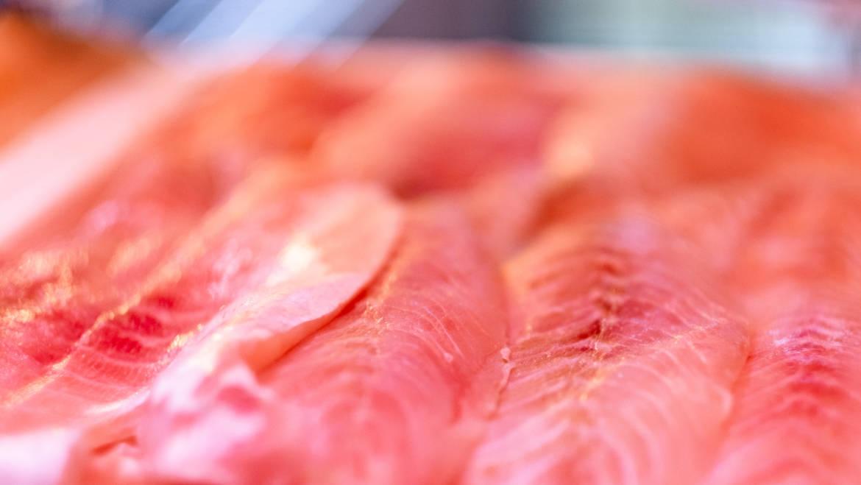 Uova strapazzate al salmone affumicato