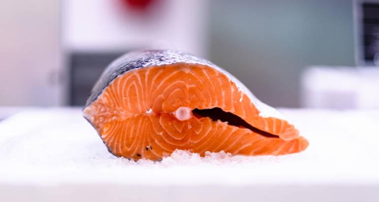 Parliamo di salmone?