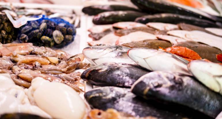 Sapete riconoscere il pesce fresco?