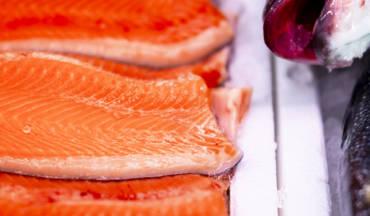 Rotolo di salmone marinato