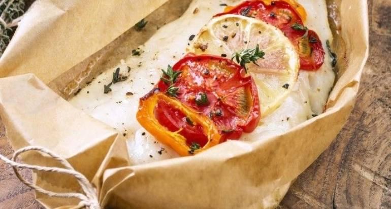 Qual'è il pesce migliore da fare al cartoccio?
