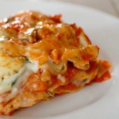 Lasagnette di pesce